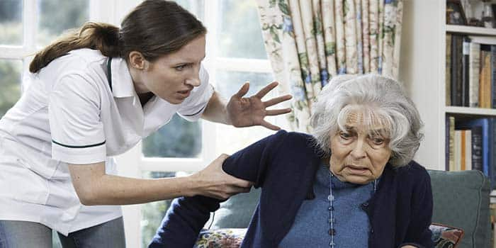 nursing home abuse in North Charleston SC