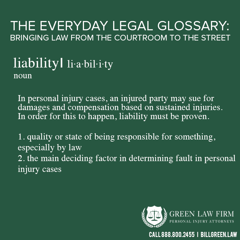 The Definition Of Liability And Why It Matters In Personal ...