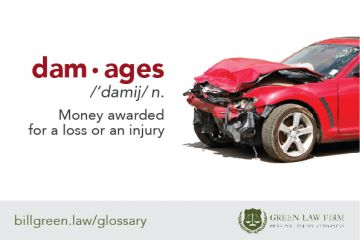 What Is the Definition of Damages? – The Everyday Legal Glossary