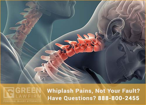 Whiplash Suffering Questions